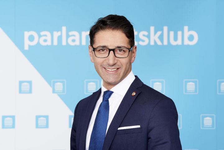 Pressefoto Parlamentsklub